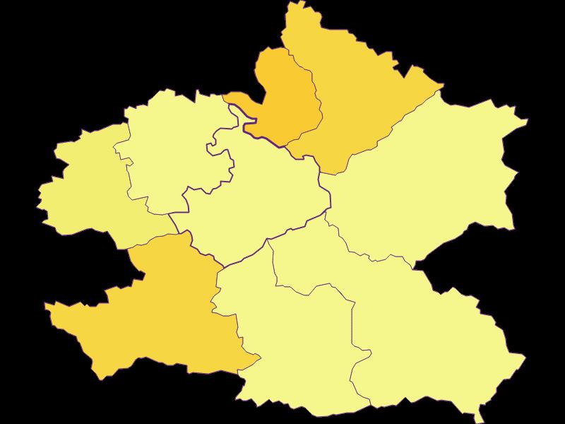 Плотность населения в Brand-Laaben