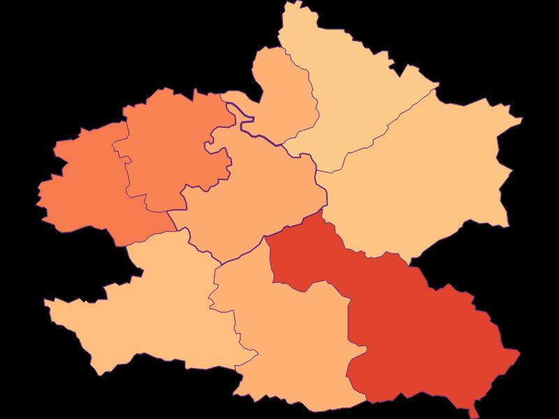 Размер домохозяйства в Brand-Laaben