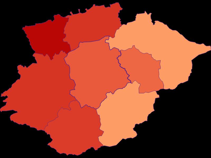 Household size in Frankenfels