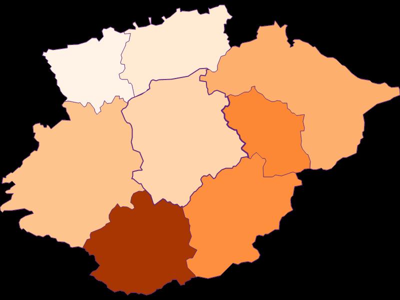 Second residences in Frankenfels