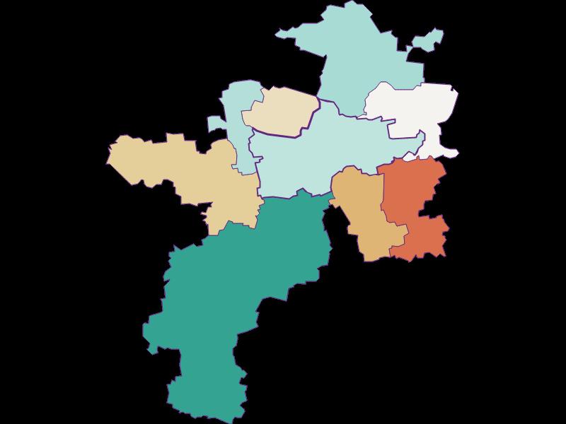 Population development since 1869 in Herzogenburg