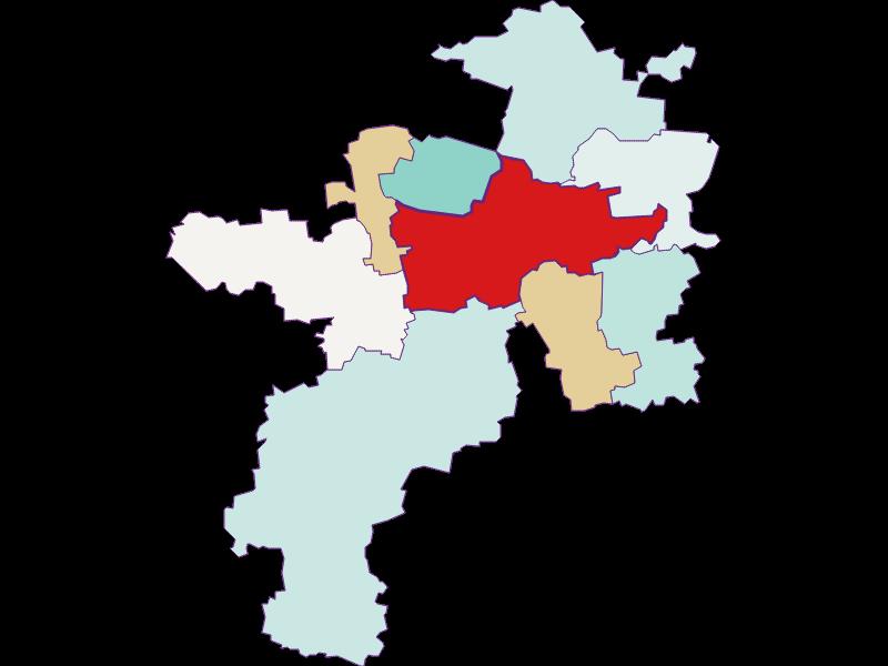 Population development since 2011 in Herzogenburg