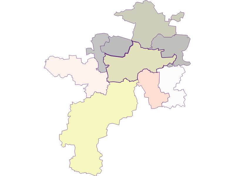 Farmers (comparison to federal state) in Herzogenburg