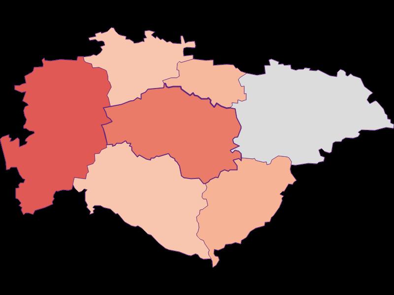 Activity rate in Hofstetten-Grünau