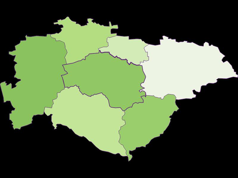 Settlement in Hofstetten-Grünau