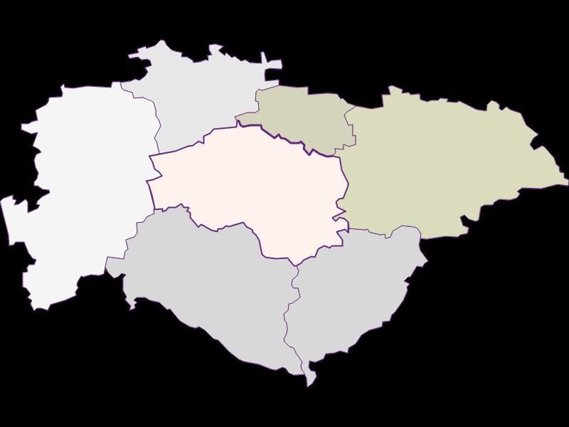 Farmers (comparison to federal state) in Hofstetten-Grünau