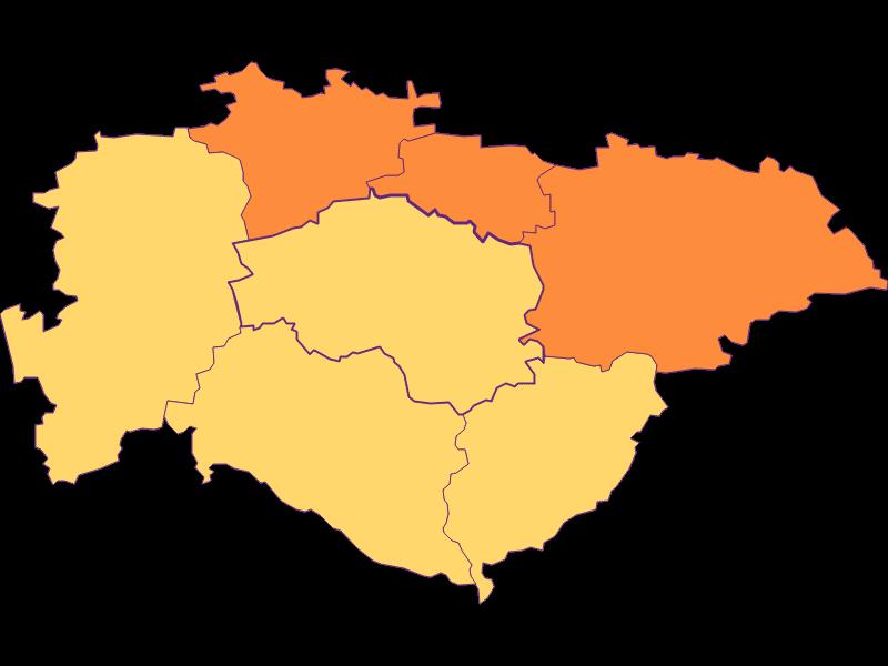 Urbanity in Hofstetten-Grünau