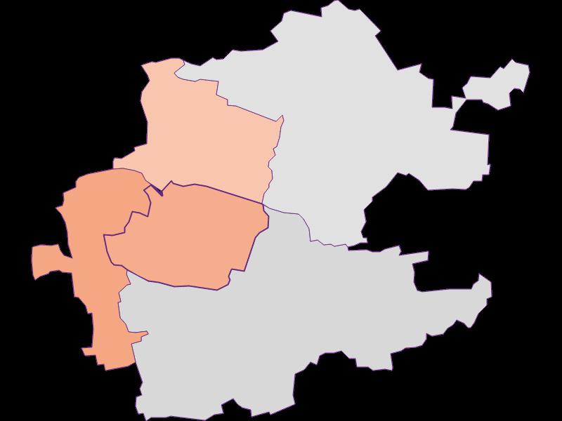 Activity rate in Inzersdorf-Getzersdorf