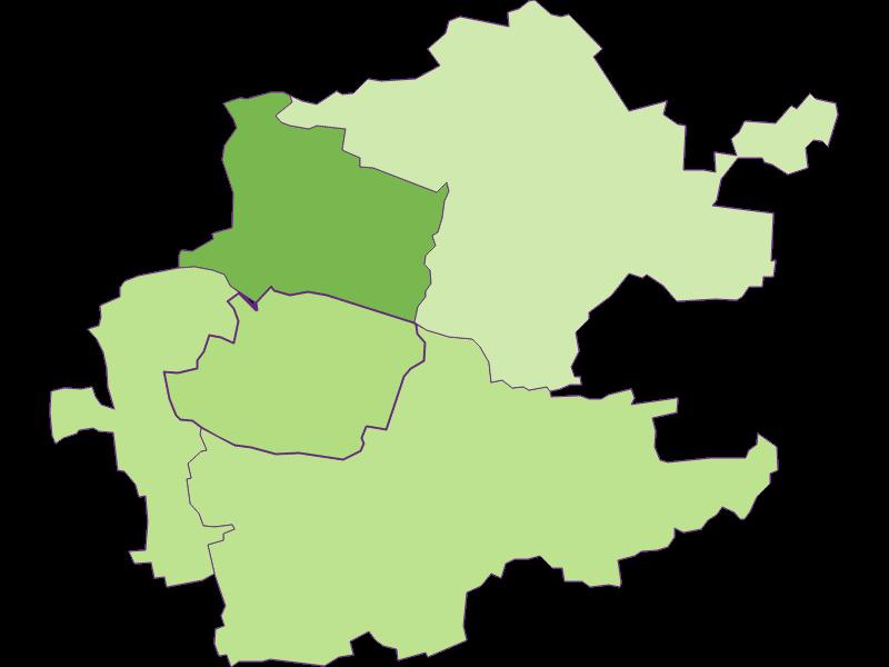 Заселенность в Inzersdorf-Getzersdorf