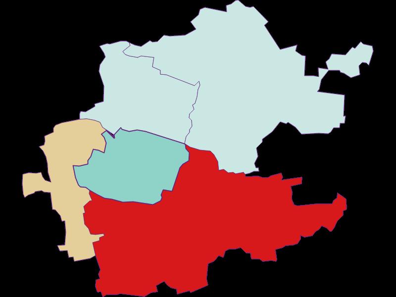 Population development since 2011 in Inzersdorf-Getzersdorf