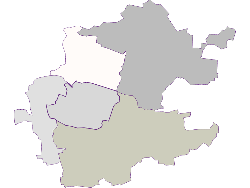 Farmers (comparison to Austria) in Inzersdorf-Getzersdorf