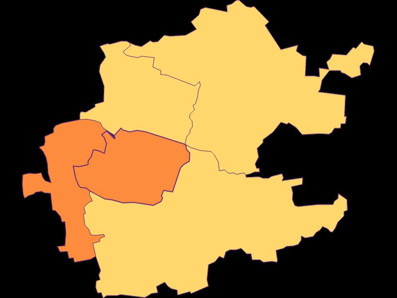 Urbanity in Inzersdorf-Getzersdorf