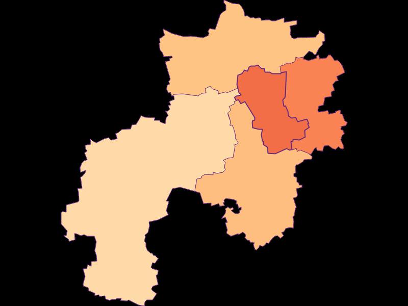 Размер домохозяйства в Kapelln