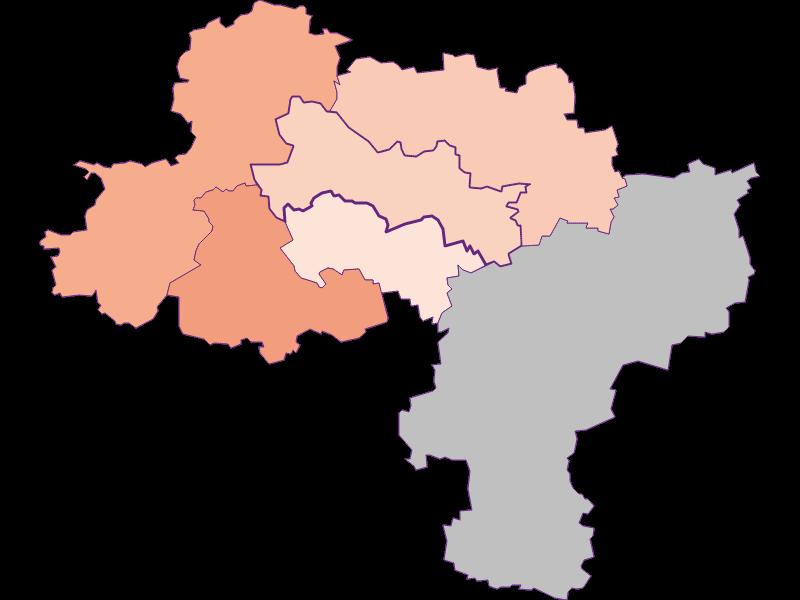 Activity rate in Karlstetten