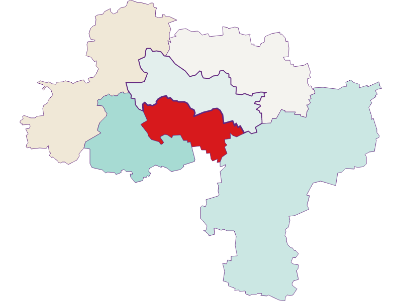 Population development since 2011 in Karlstetten