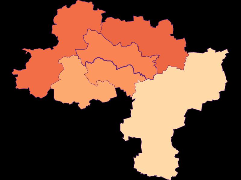 Household size in Karlstetten