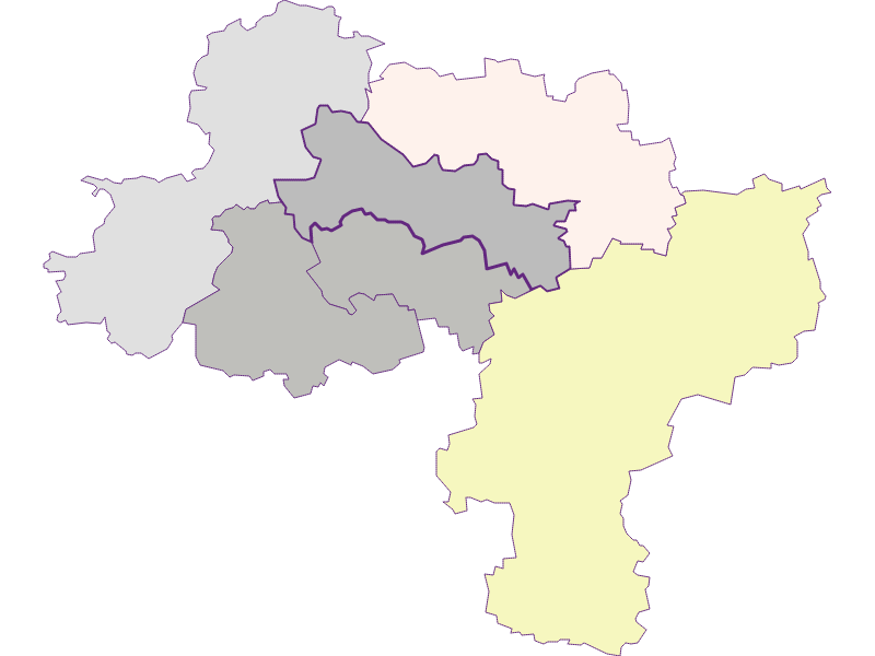 Farmers (comparison to federal state) in Karlstetten