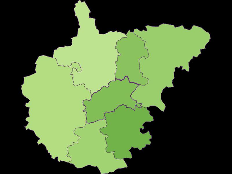 Заселенность в Kasten bei Böheimkirchen