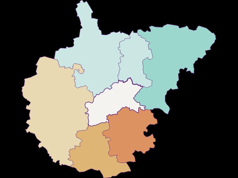 Population development since 1869 in Kasten bei Böheimkirchen