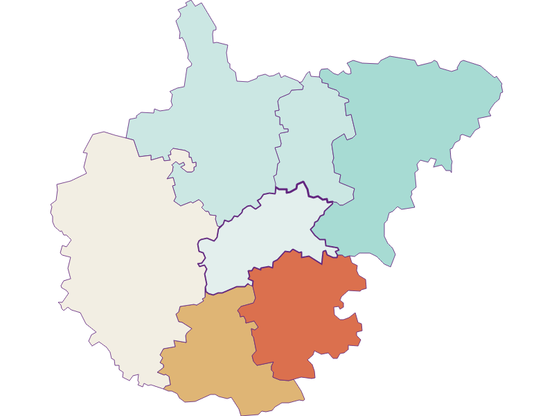 Population development since 1900 in Kasten bei Böheimkirchen