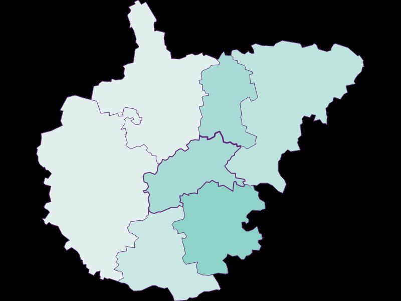 Population development since 2011 in Kasten bei Böheimkirchen