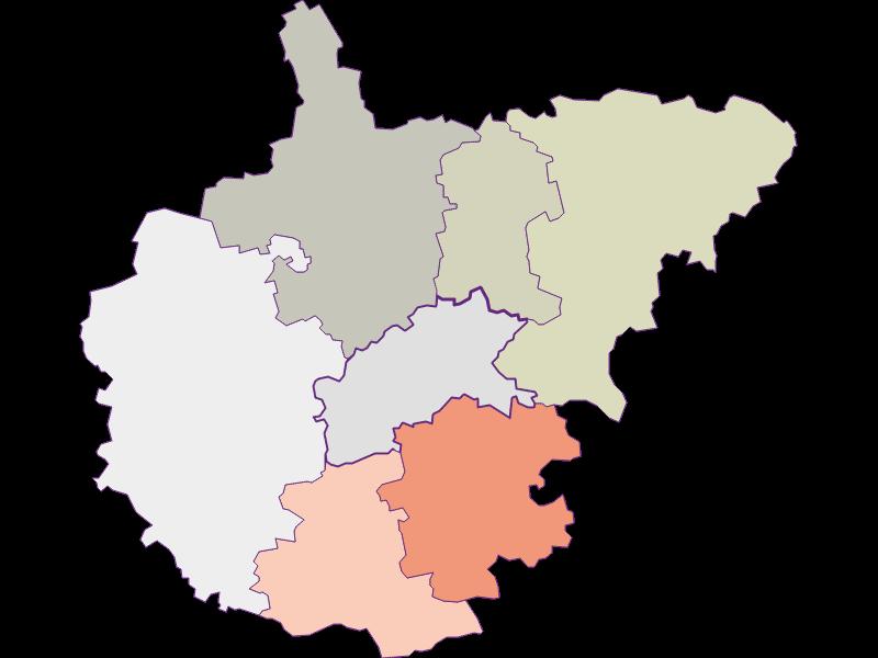 Farmers (comparison to federal state) in Kasten bei Böheimkirchen