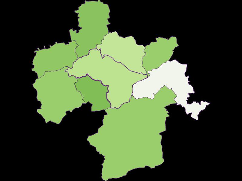 Заселенность в Kirchberg an der Pielach