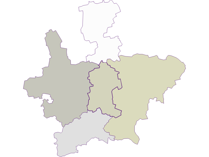 Farmers (comparison to federal state) in Kirchstetten