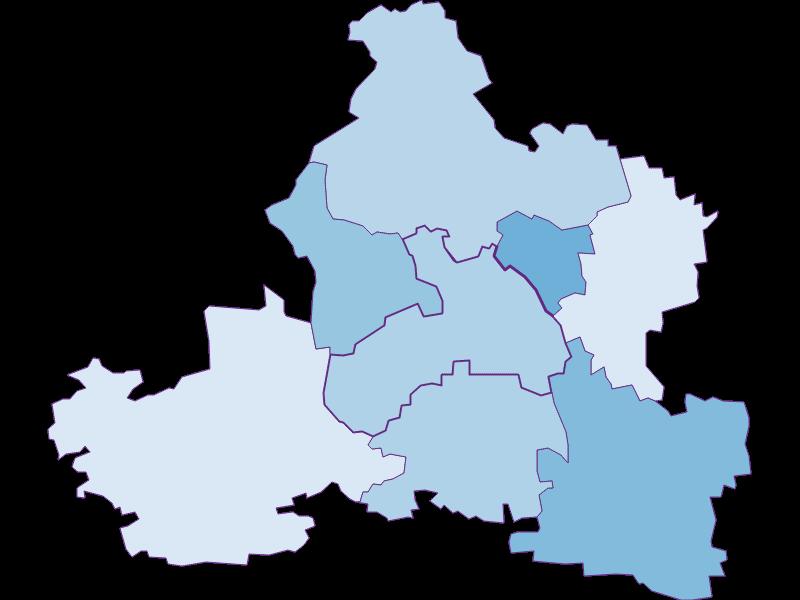 Unemployment in Markersdorf-Haindorf