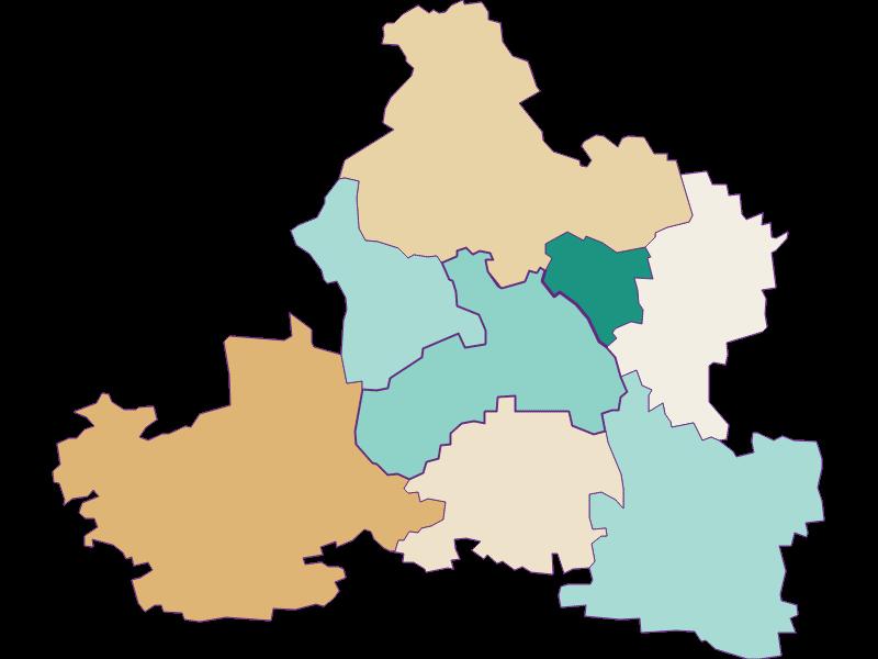 Population development since 1869 in Markersdorf-Haindorf