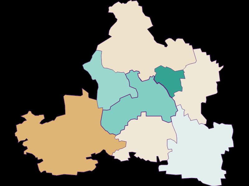 Population development since 1900 in Markersdorf-Haindorf