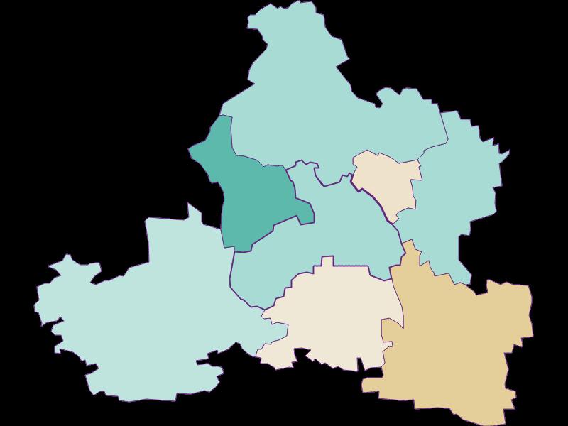 Population development since 2011 in Markersdorf-Haindorf