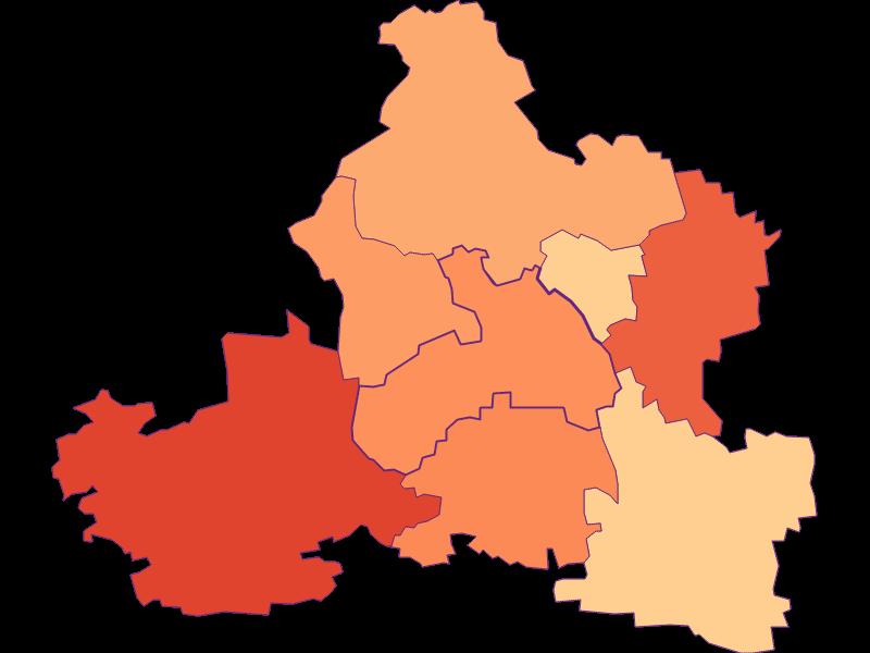 Household size in Markersdorf-Haindorf