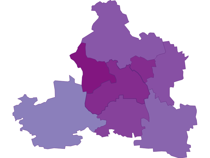 Commuter in Markersdorf-Haindorf