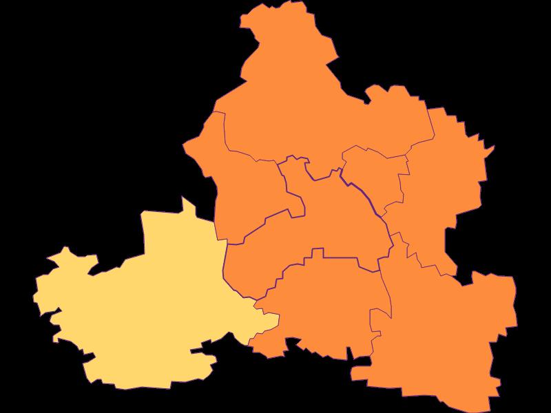 Urbanity in Markersdorf-Haindorf