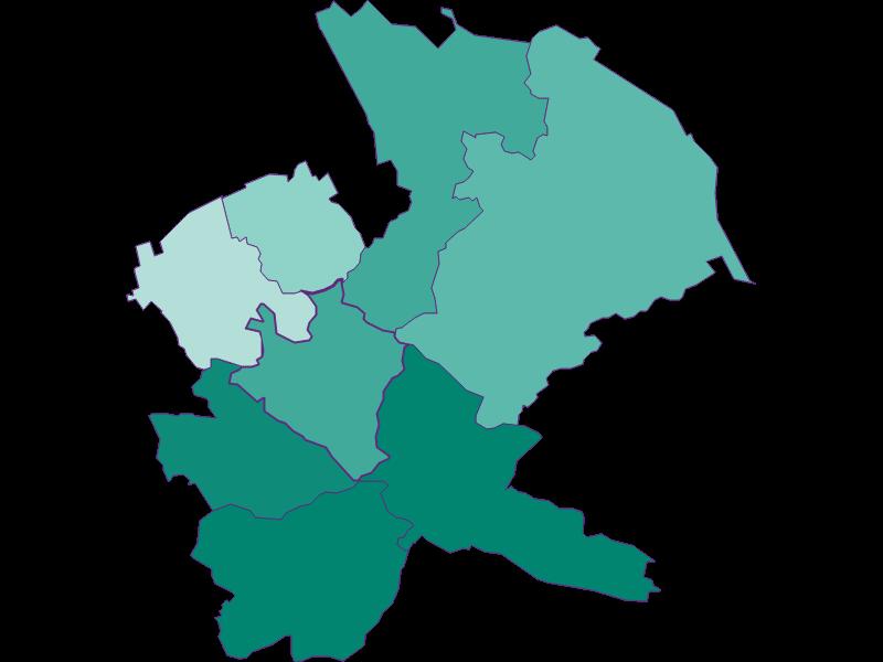 Демография с 1869 года в Mauerbach
