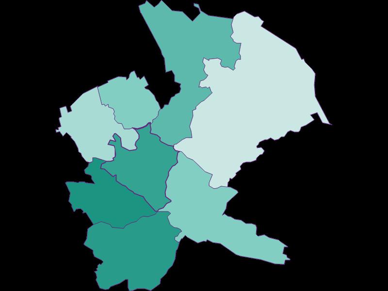 Демография с 1900 года в Mauerbach