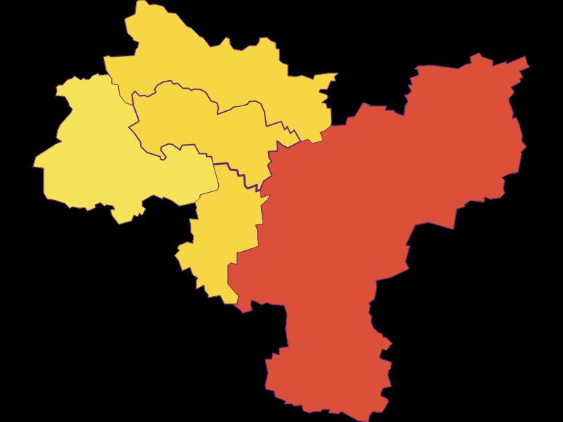 Population density in Neidling
