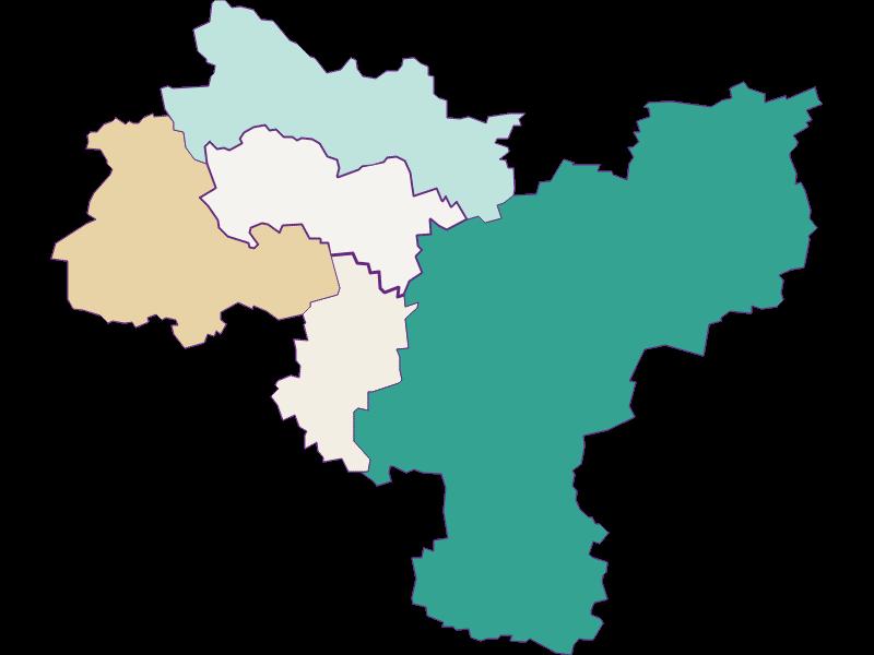 Population development since 1869 in Neidling