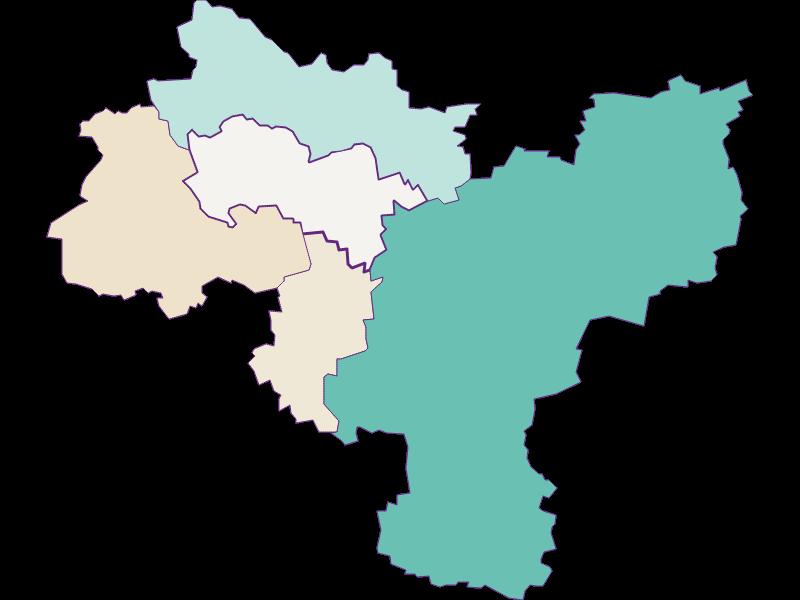 Population development since 1900 in Neidling