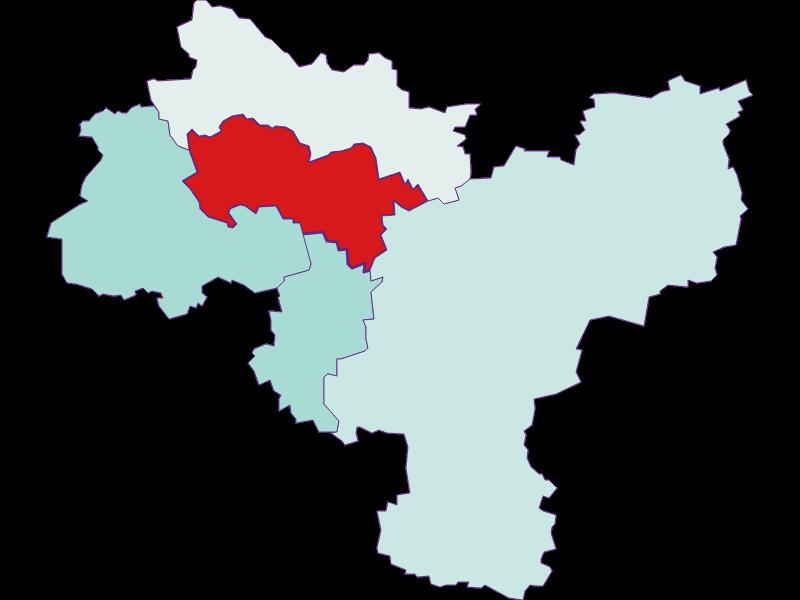 Population development since 2011 in Neidling