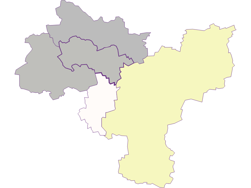 Farmers (comparison to federal state) in Neidling
