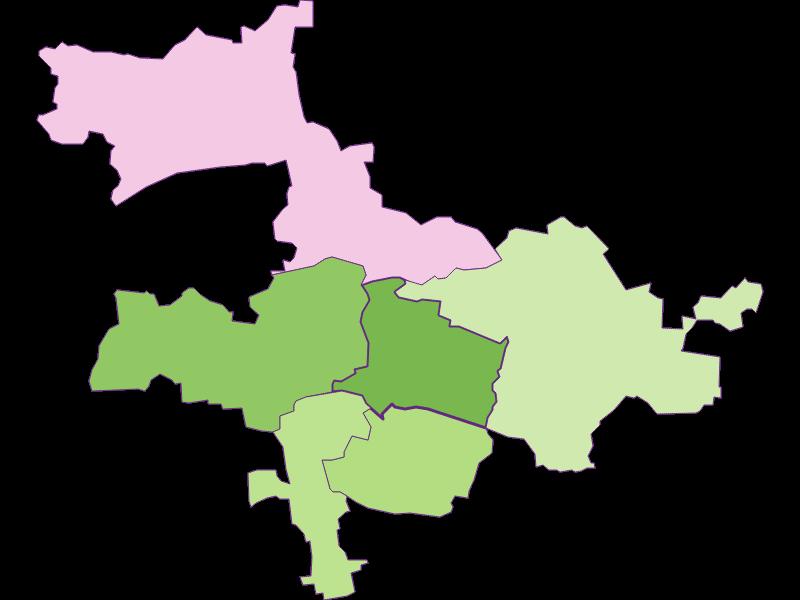 Заселенность в Nußdorf ob der Traisen