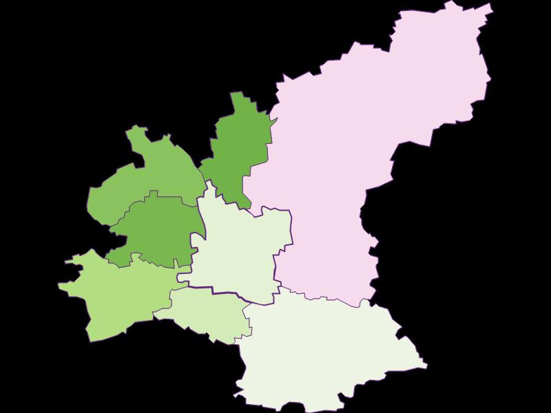 Settlement in Ober-Grafendorf