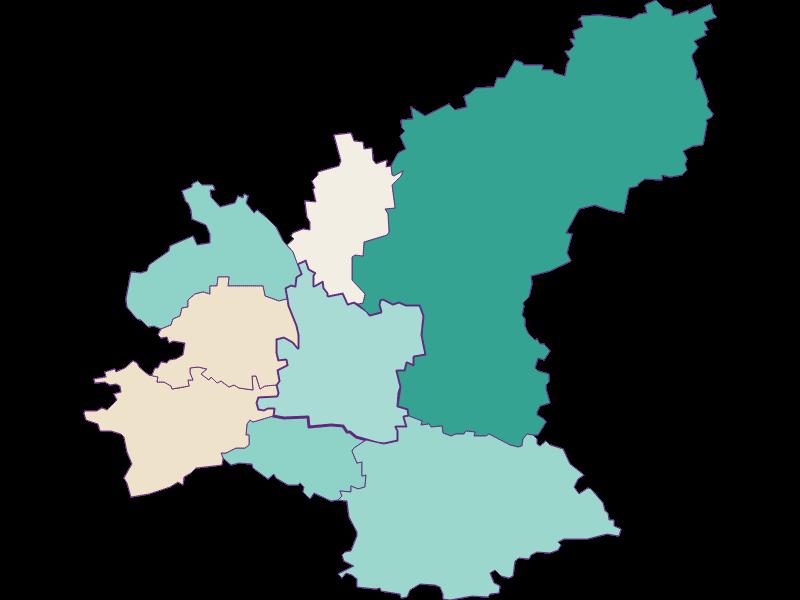 Population development since 1869 in Ober-Grafendorf