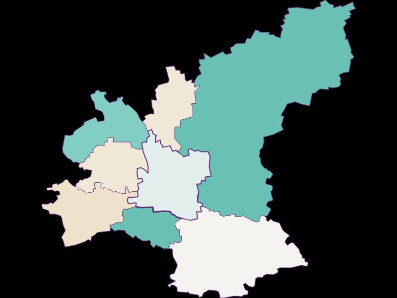 Population development since 1900 in Ober-Grafendorf