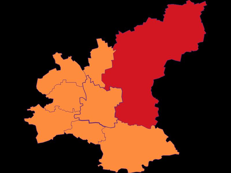 Urbanity in Ober-Grafendorf
