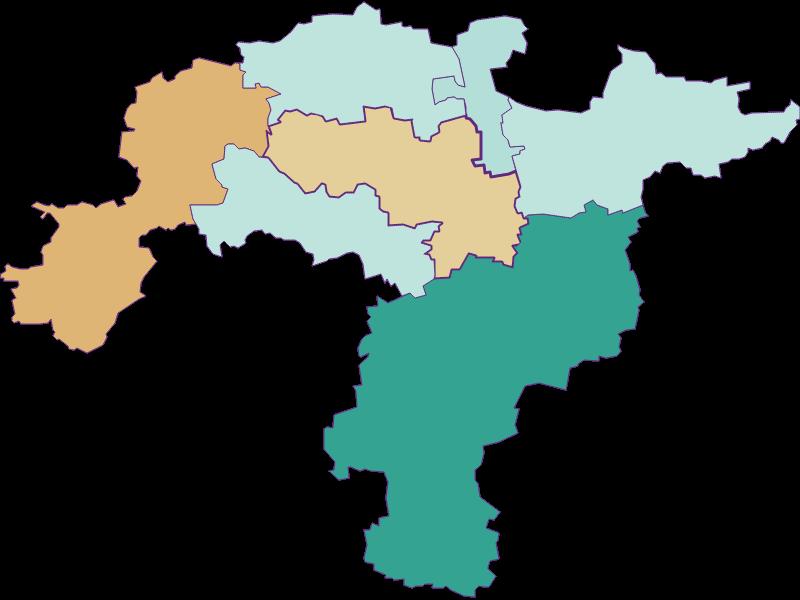 Population development since 1869 in Obritzberg-Rust