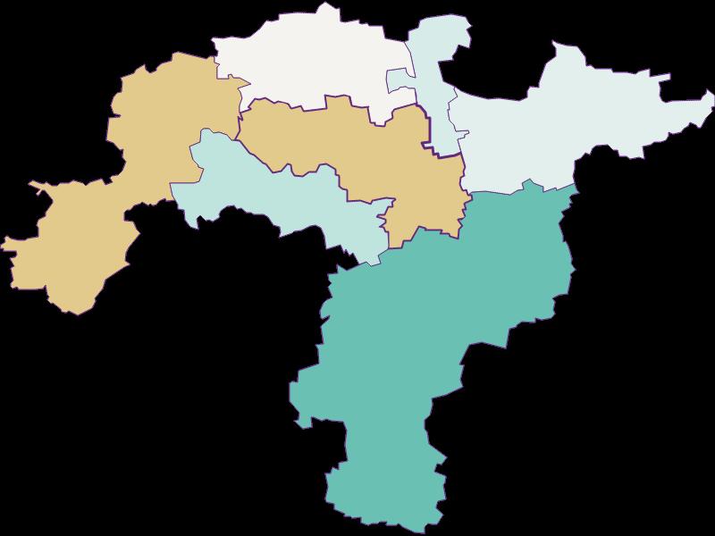 Population development since 1900 in Obritzberg-Rust