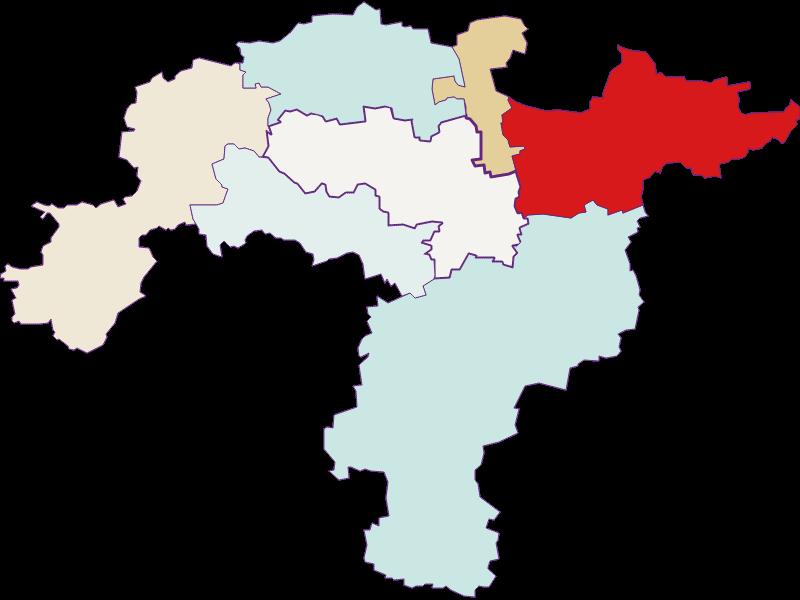 Population development since 2011 in Obritzberg-Rust